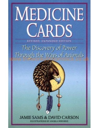 Medicine Cards Deck and Book Set