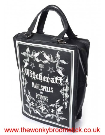Witchcraft Book Bag